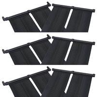 vidaXL basseini soojenduspaneel, 6 tk, 80 x 310 cm