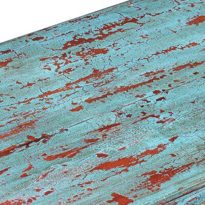 vidaXL kohvilaud taastatud puidust 110 x 60 x 34 cm