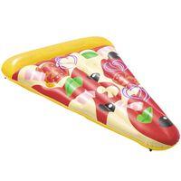 "Bestway ujumismadrats ""Pizza Party"", 188 x 130 cm"