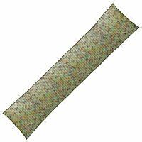 vidaXL peitevõrk hoiukotiga 1,5 x 10 m