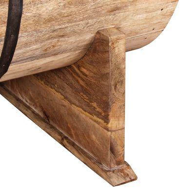 vidaXL kohvilaud toekast mangopuidust 88 x 50 x 40 cm