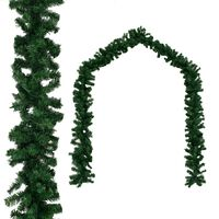 vidaXL jõuluvanik PVC 20 m