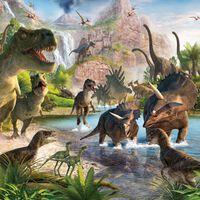 Walltastic fototapeet dinosaurused, 41745