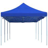 vidaXL kokkupandav pop-up peotelk, 3 x 9 cm, sinine