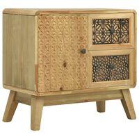 vidaXL puhvetkapp, pruun, 60 x 30 x 56,5 cm puidust
