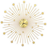 vidaXL seinakell metall 70 cm kuldne