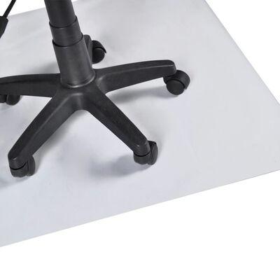Plastikust põrandamatt laminaadile või vaibale 90 x 120 cm