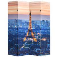 vidaXL kokkupandav sirm 160 x 170 cm, öine Pariis