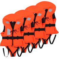 vidaXL laste ujumisvestid 4 tk 100 N, 10–20 kg