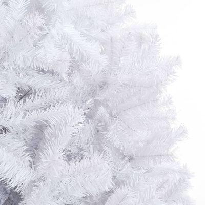 vidaXL kunstkuusk, 500 cm, valge