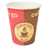 vidaXL ühekordsed kohvitopsid 1000 tk paberist 240 ml
