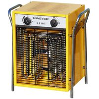 Master elektriline ventilaatoriga kütteseade B5EPB 510 m³/h