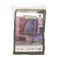 Nature talve fliiskate lukuga 70 g/m² roheline 2,5 x 3 m