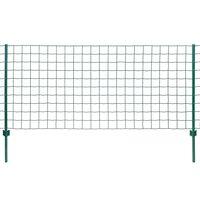 vidaXL euroaed, teras, 20 x 1,5 m, roheline