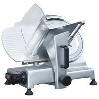 vidaXL professionaalne elektriline lihaviilutaja 220 mm