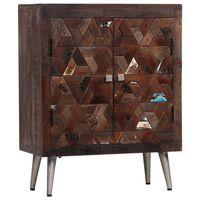 vidaXL taaskasutatud puidust puhvetkapp 60 x 30 x 76 cm