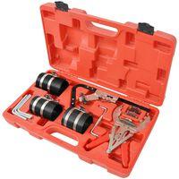 vidaXLi 11-osaline kolvirõngaste tööriistakomplekt
