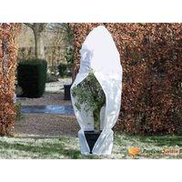 Nature talve fliiskate lukuga 70 g/m² valge 1,5 x 1,5 x 2 m