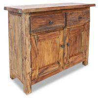 vidaXL taaskasutatud puidust puhvetkapp 75 x 30 x 65 cm