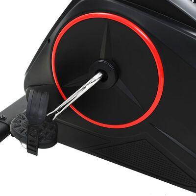 vidaXL magnetiga seljatoega veloergomeeter pulsi mõõtmisega,