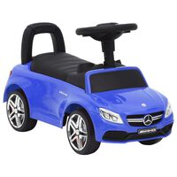 vidaXL laste mänguauto Mercedes Benz C63, sinine