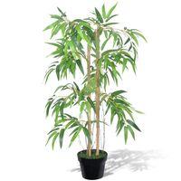 """Kunsttaim bambuspuu """"Twiggy"""" kõrgusega 90 cm"""