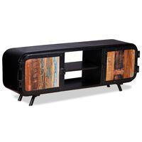 vidaXL taaskasutatud puidust telerikapp 120 x 30 x 45 cm