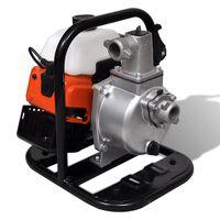 Bensiinimootoriga veepump 2-taktiline 1,2 kW 0,95 l