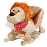 vidaXL kiikhobu, lõvi