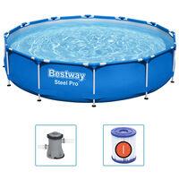 "Bestway ""Steel Pro"", raamiga bassein, 366 x 76 cm"