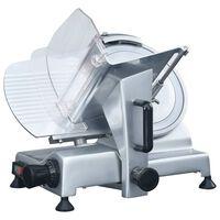 vidaXL professionaalne elektriline lihaviilutaja 250 mm