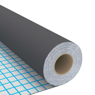 vidaXL iseliimuv mööblikile, hall, 500 x 90 cm, PVC, Hall