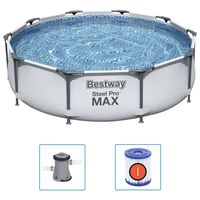 Bestway Steel Pro MAX ujumisbasseini komplekt 305 x 76 cm