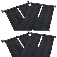 vidaXL basseini soojenduspaneel, 4 tk, 80 x 310 cm