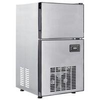 vidaXL jäämasin 420 W 50 kg/24 h