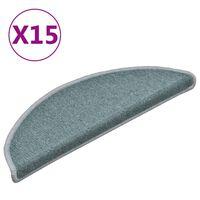 vidaXL trepivaibad 15 tk, sinine, 56 x 17 x 3 cm