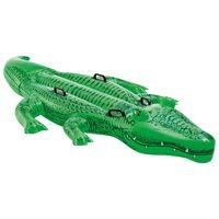 Intex täispumbatav alligaator 203x114 cm