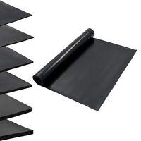 vidaXL põrandamatt, libisemiskindlast kummist, 1,2 x 5 m, 3 mm, sile