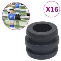 vidaXL lauajalgpalli vardapiirikud 15,9/16 mm vardale, 16 tk
