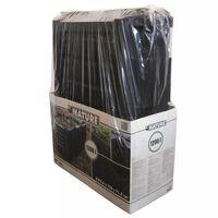 Nature'i kompostikast must 1200 l