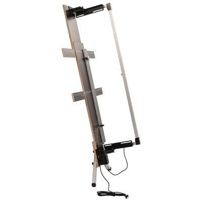 vidaXL vahtplasti lõikur jalgadega 200 W vineer