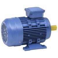 vidaXL 3-faasiline elektrimootor 3 kW/4 hj 2 poolust 2840 p/min