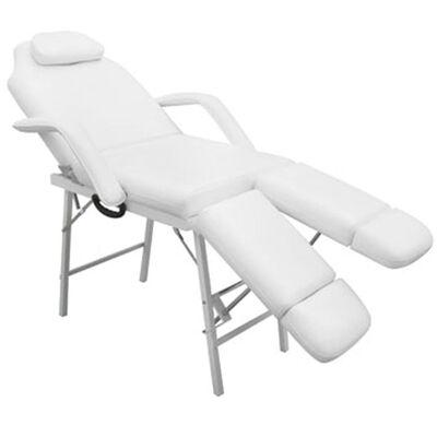 Hoolduslaud kahe eraldi jalatoega valge