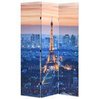 vidaXL kokkupandav sirm 120 x 170 cm, öine Pariis