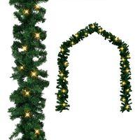 vidaXL jõuluvanik LED-tuledega 5 m