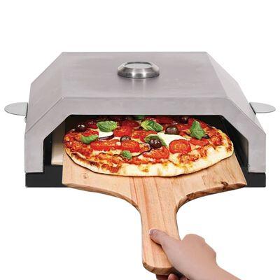 vidaXL pitsaahi keraamilise kiviga gaasigrillile