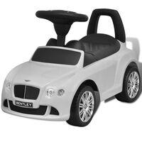 Bentley lükatav laste mänguauto valge
