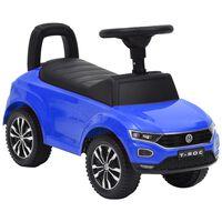 vidaXL pealeistutav mänguauto Volkswagen T-Roc, sinine