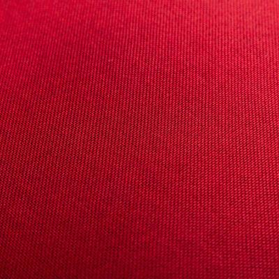 vidaXL 2-osaline tugitooli ja jalapingi komplekt, veinipunane, kangas