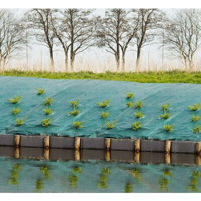 Nature umbrohu kangas 1 x 10 m, roheline